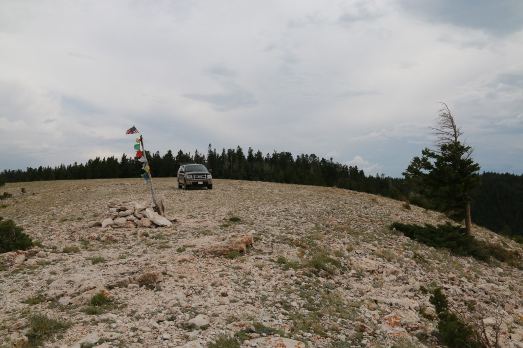 Our F150 North Rim Grand Canyon