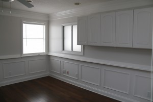First view of the front office area