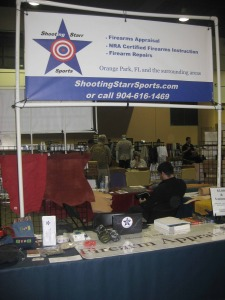 S3 Booth at Prime Osborne Gun Show